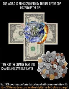 crucified by moneyworld