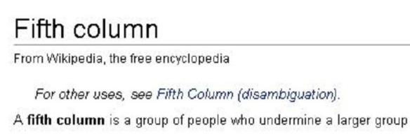 FifthColumn