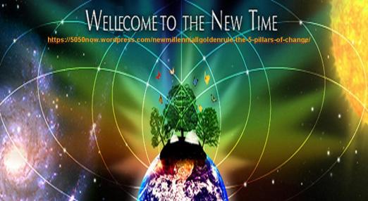 wellecome to the new time