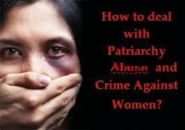 patriarchyandcrimeagainstwomen