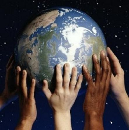 Hands Save_the_Earth