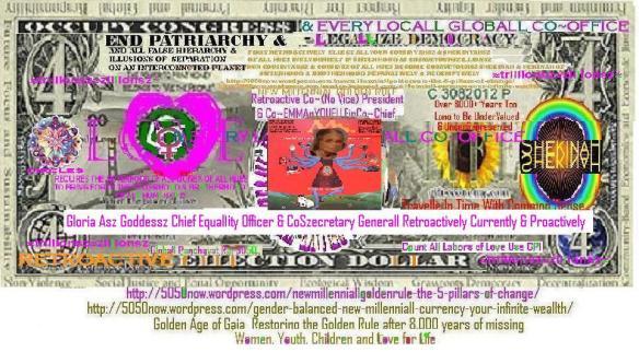 Gloria~Steinem Asz Goddess CoSecretary Generall