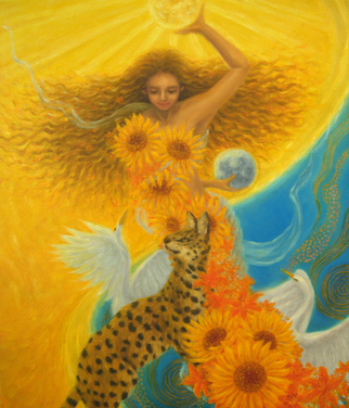 Sun_goddess-African