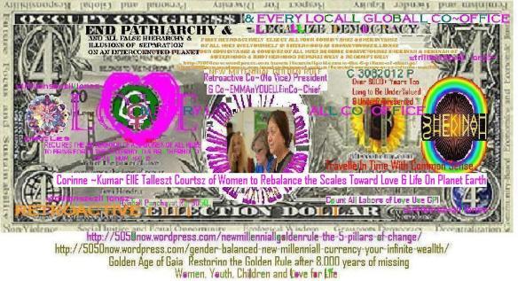 Corinne ~Kumar Elle Talleszt Courtsz of Women CoWorldCourtJustice