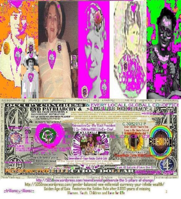 fivecoszecretaryez generallsz coszaviorasz goddesszesz great&grandwithdivinedemocracyeszgreat&granddaughtersz&great&grandsonsz