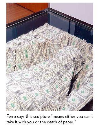 ferro money mummy