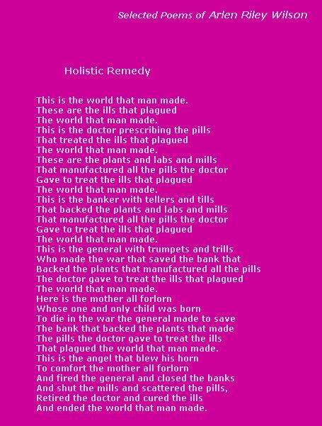 Holistic Remedy