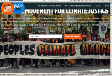 peoplesz climate march