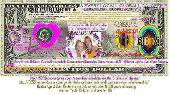 Rory & Ethel BeCome RoaReall & AesztElle CoszecretaryGenerallsz Coszaviorasz of Elleven Lightsz CameRasz Actionsz