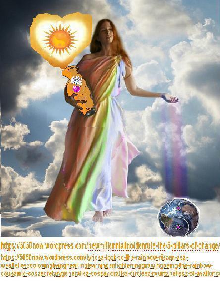 rainbow goddessz