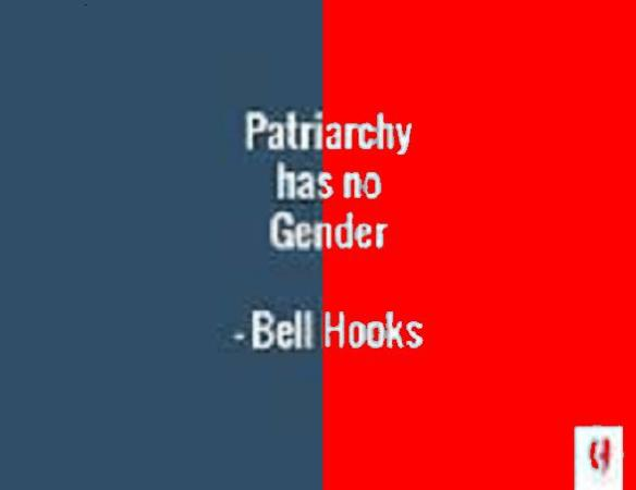 Patriarchy has no gender