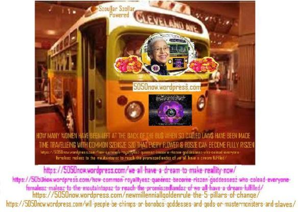riszen roszasz szoullar szollar busz to a higher dimenszion of equallity for all