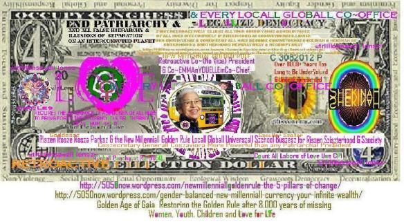 riszen rosze szecretary generallcoszaviora of the new millenniall golden rule szchool for rsizen szorority & szociety busz