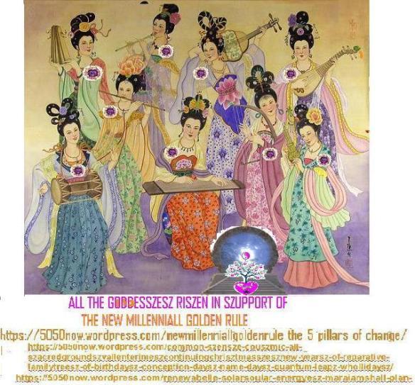 chinesze goddessz orchesztra
