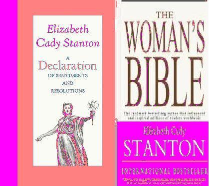 declaration of szentimentsz & womansz bible