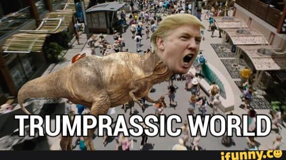 trumpdinoaurworld